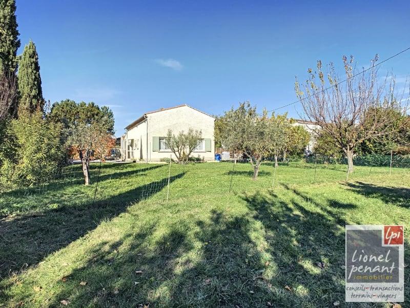 Vente maison / villa Aubignan 395000€ - Photo 1