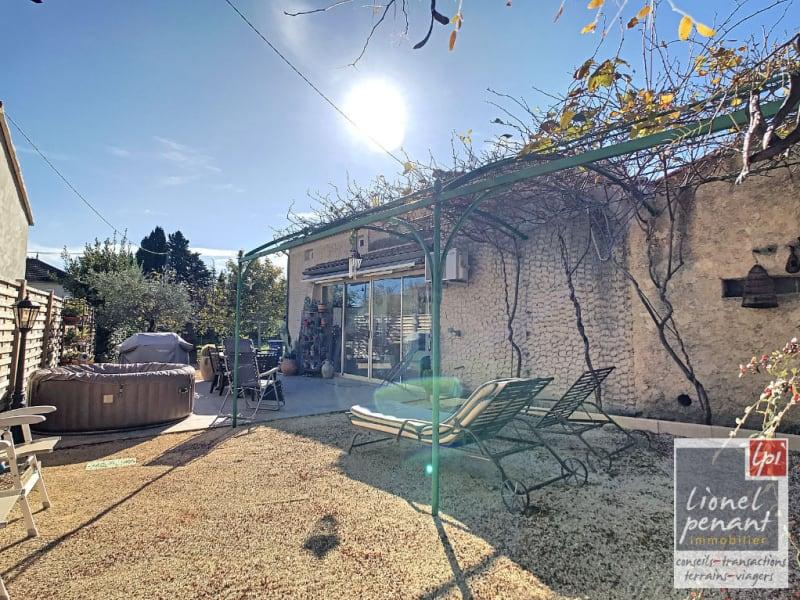 Vente maison / villa Aubignan 395000€ - Photo 11