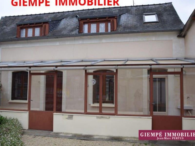 Vente maison / villa Jarzé 145000€ - Photo 1