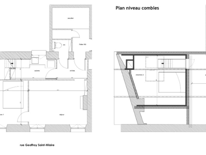 Revenda apartamento Paris 5ème 700000€ - Fotografia 18