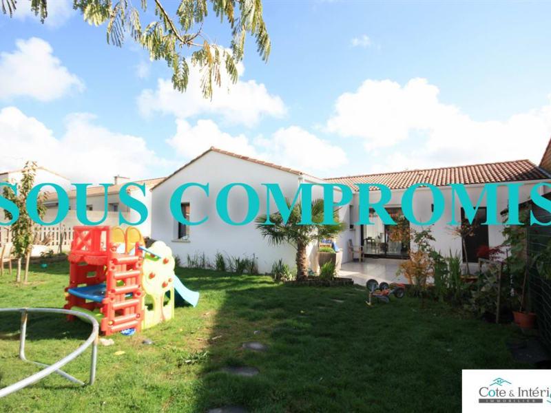 Vente maison / villa Grosbreuil 225000€ - Photo 1