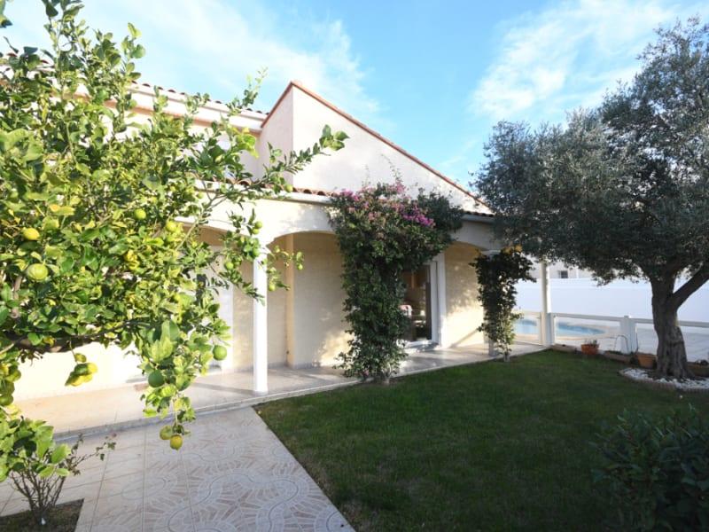 Sale house / villa Villeneuve de la raho 425250€ - Picture 1