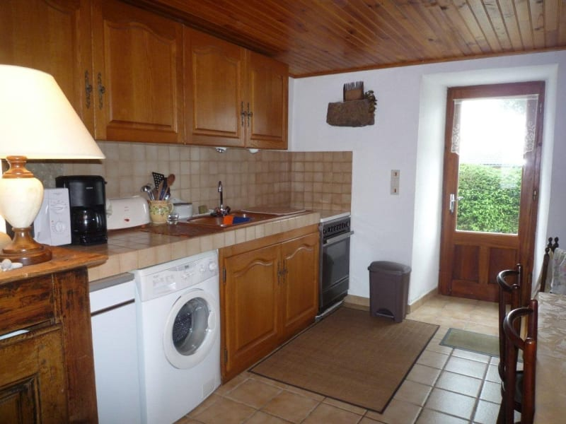 Sale house / villa St agreve 125000€ - Picture 2