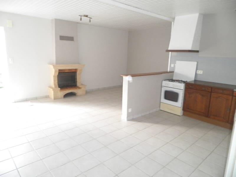 Rental house / villa Martigne ferchaud 436€ CC - Picture 1