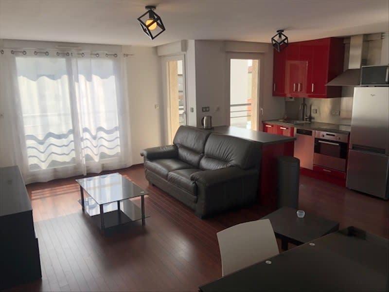 Rental apartment Chassieu 631€ CC - Picture 1