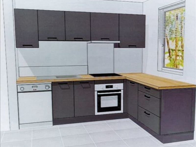 Rental apartment Tassin la demi lune 705€ CC - Picture 3
