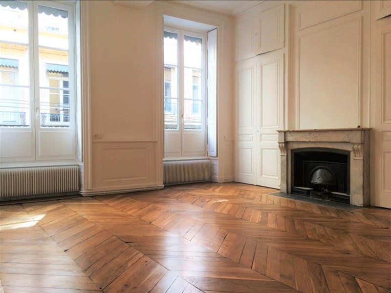 Rental apartment Lyon 1er 1045€ CC - Picture 1