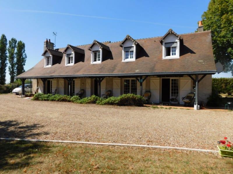 Vente maison / villa Saint martin des bois 345000€ - Photo 7
