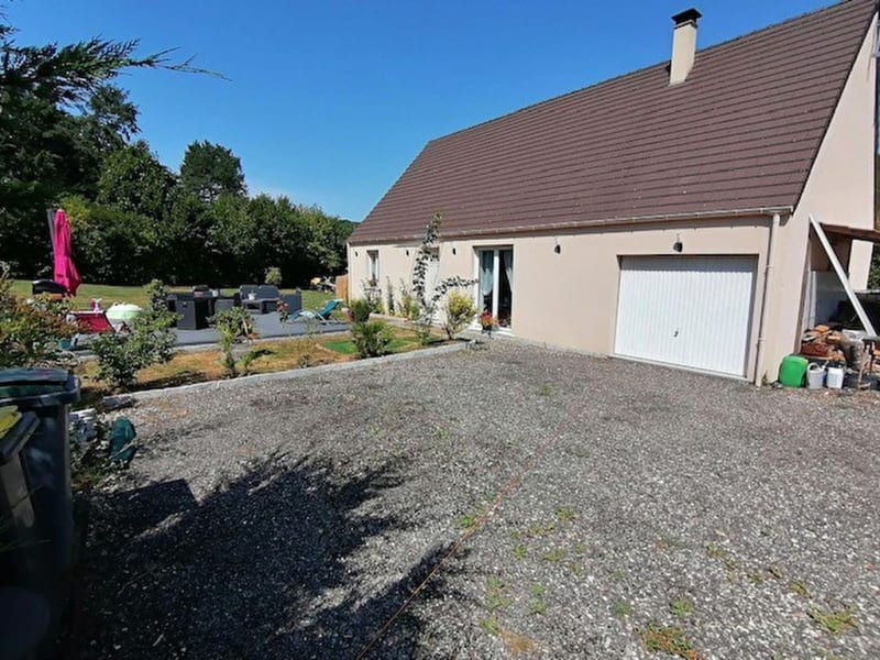 Sale house / villa Ecaquelon 215000€ - Picture 1