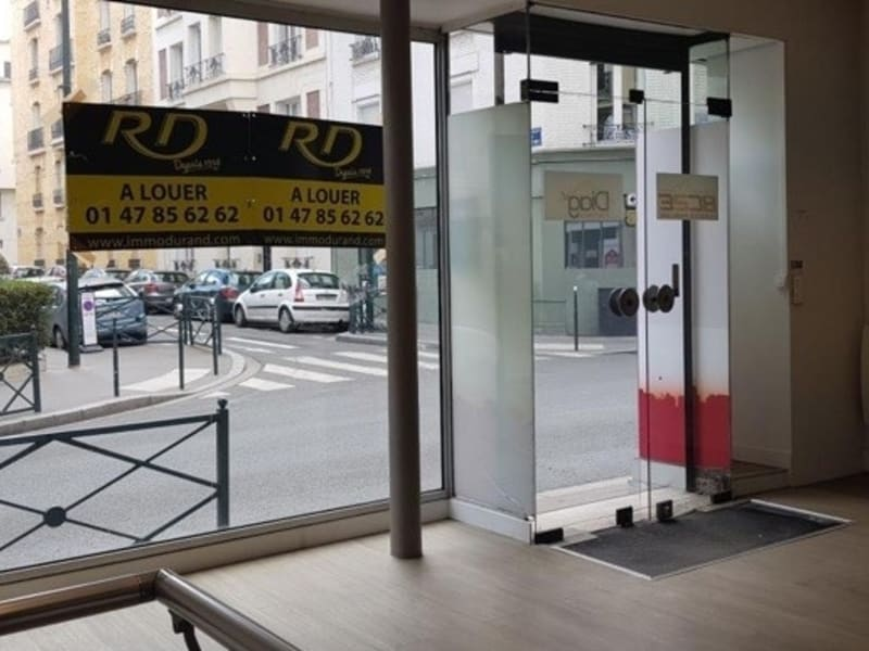 Rental empty room/storage Asnières-sur-seine 850€ HC - Picture 4