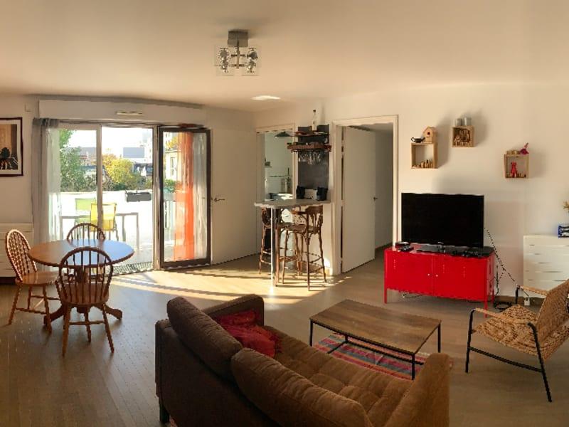 Sale apartment Montreuil 848000€ - Picture 2