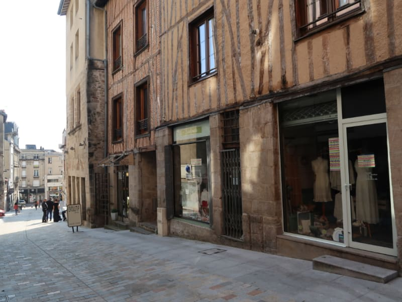 Location local commercial Limoges 430€ CC - Photo 1