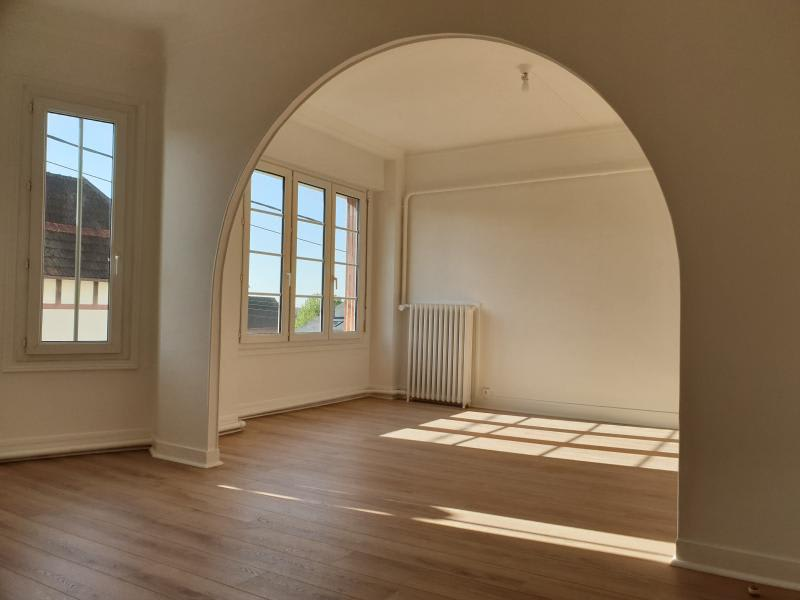 Rental apartment Caen 651€ CC - Picture 1
