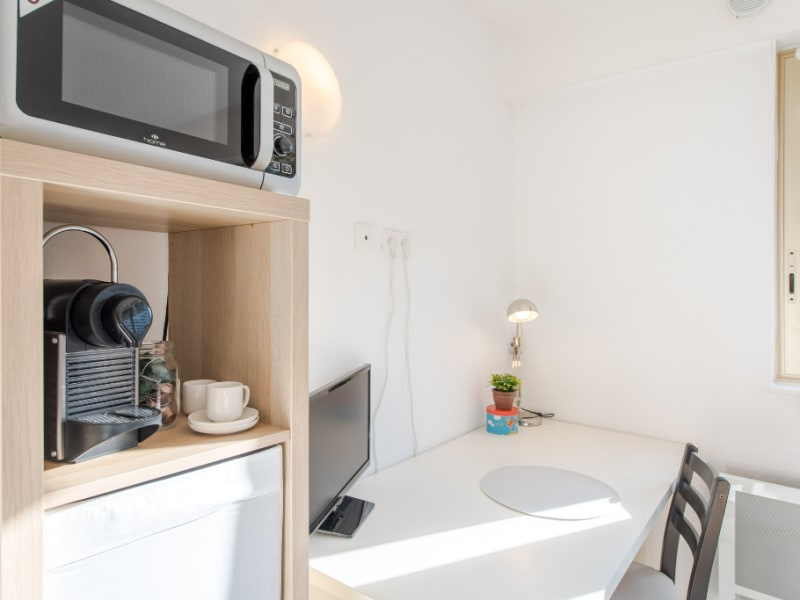 Rental apartment Villeneuve loubet 525€ CC - Picture 9
