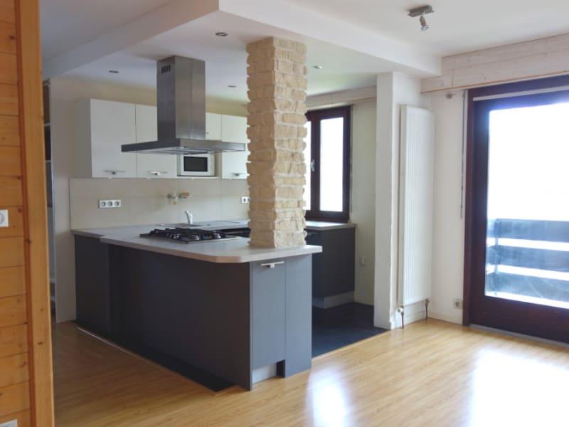 Sale apartment Les houches 275000€ - Picture 1