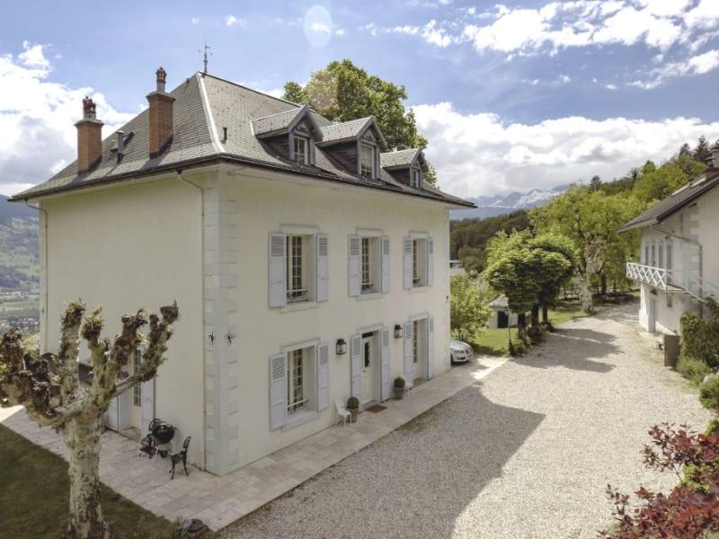 Vente maison / villa Passy 1495000€ - Photo 1