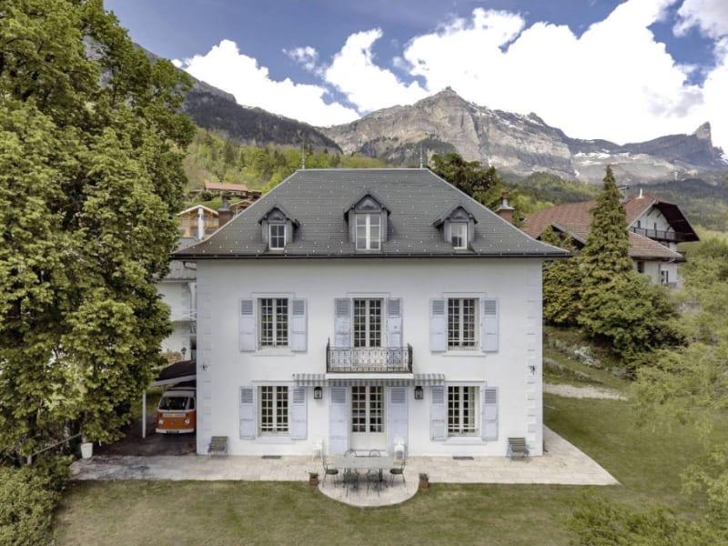 Vente maison / villa Passy 1495000€ - Photo 2