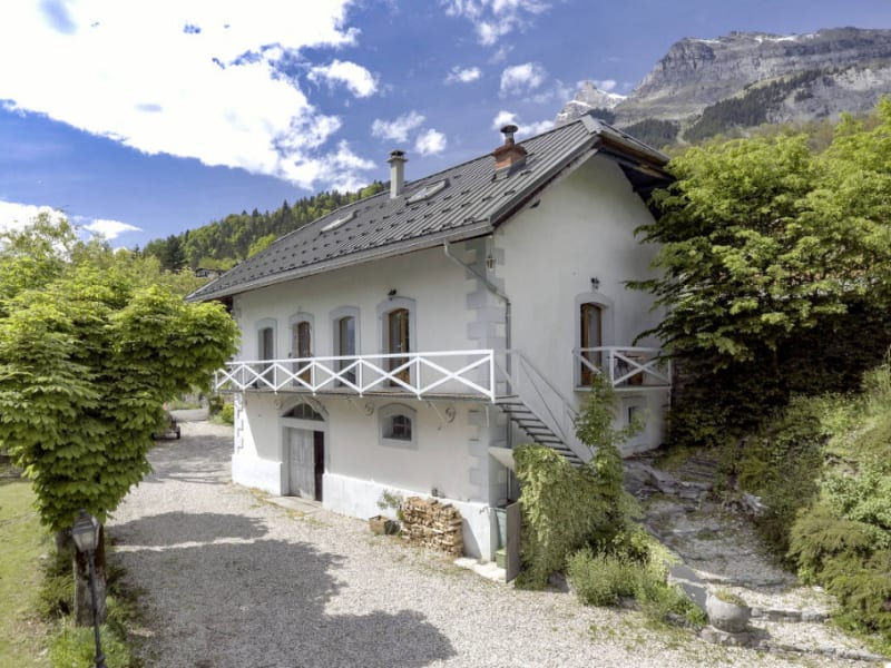 Vente maison / villa Passy 1495000€ - Photo 11