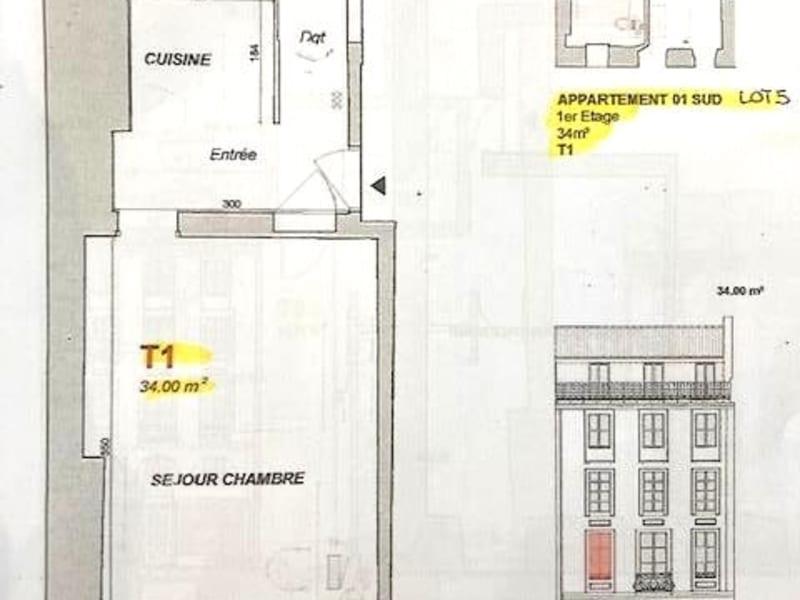 Vente appartement Bordeaux 259700€ - Photo 4