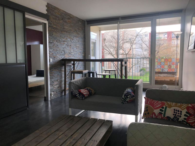 Location appartement Rennes 380€ CC - Photo 1