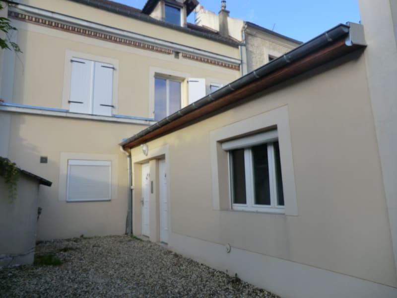 Vente appartement Coye la foret 90000€ - Photo 1