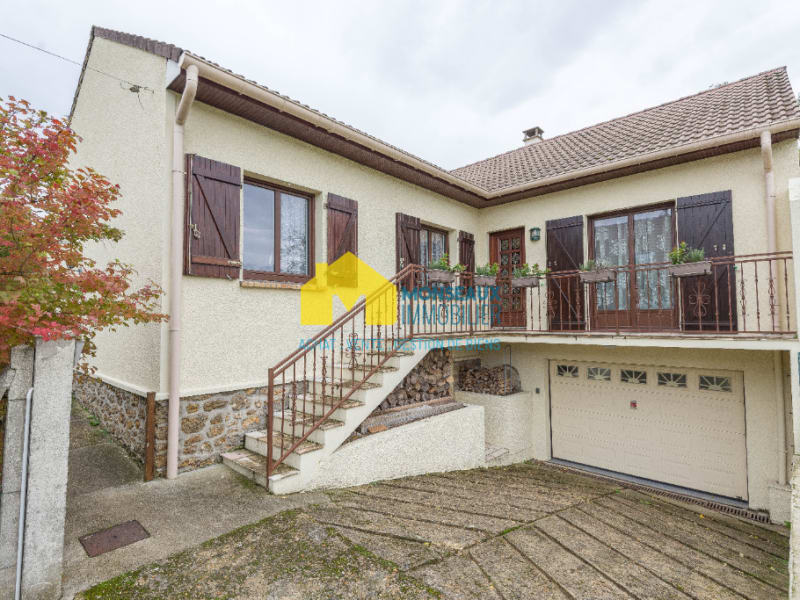 Sale house / villa Sainte genevieve des bois 389000€ - Picture 1