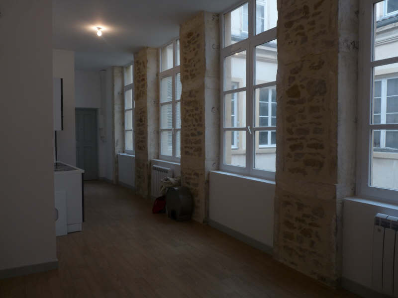 Rental apartment Lyon 1er 595€ CC - Picture 1