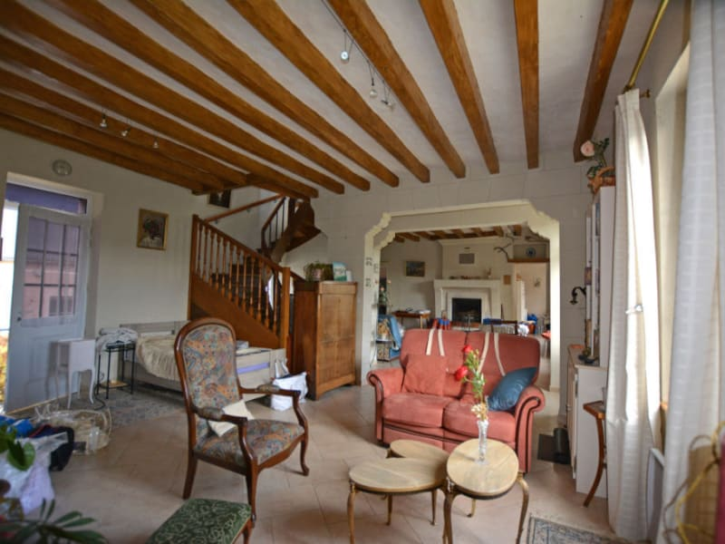 Vente maison / villa La chartre sur le loir 141700€ - Photo 5