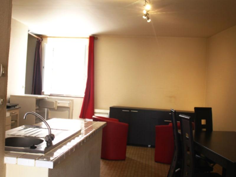 Location appartement Aubigny sur nere 330€ CC - Photo 2