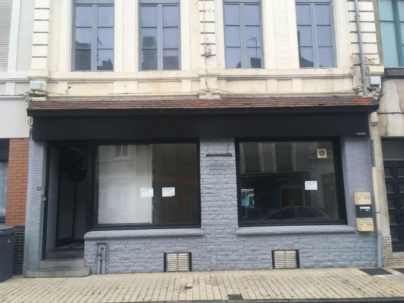 Rental empty room/storage Aire sur la lys 550€ HC - Picture 1