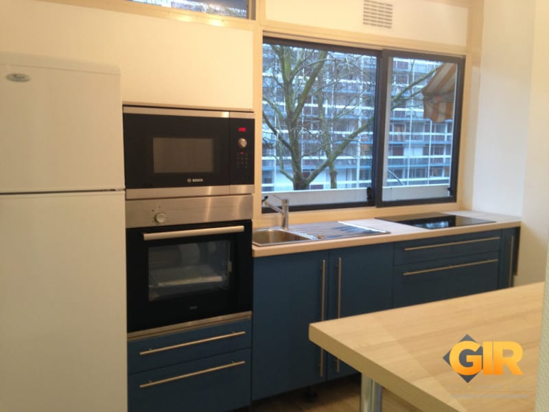Rental apartment Rennes 415€ CC - Picture 2
