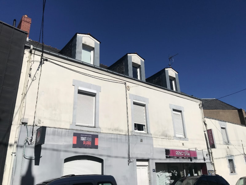 Sale building Nantes 748 800€ - Picture 1