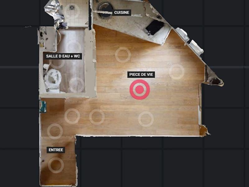 Revenda apartamento Bagnolet 122000€ - Fotografia 3