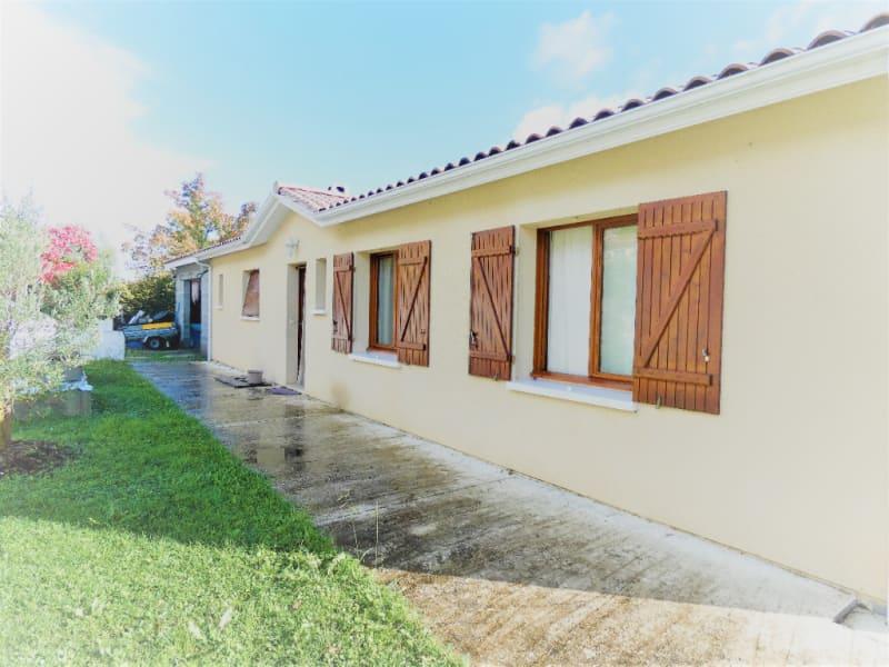 Vente maison / villa Cadarsac 283500€ - Photo 1