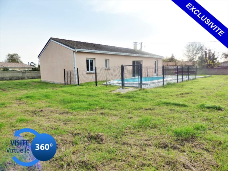 Vente maison / villa Cussac fort medoc 199 000€ - Photo 1