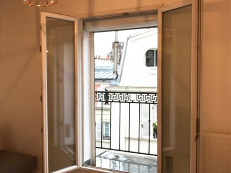 Rental apartment Paris 17ème 895€ CC - Picture 6