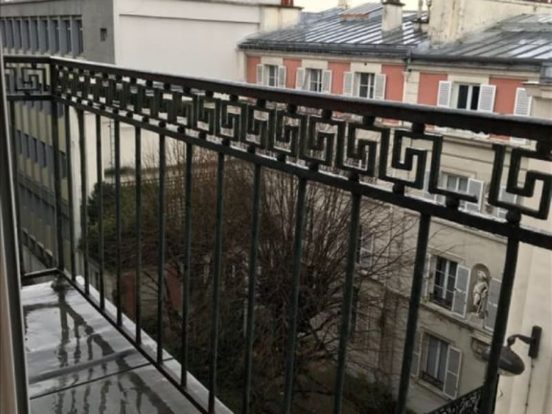Rental apartment Paris 17ème 895€ CC - Picture 8