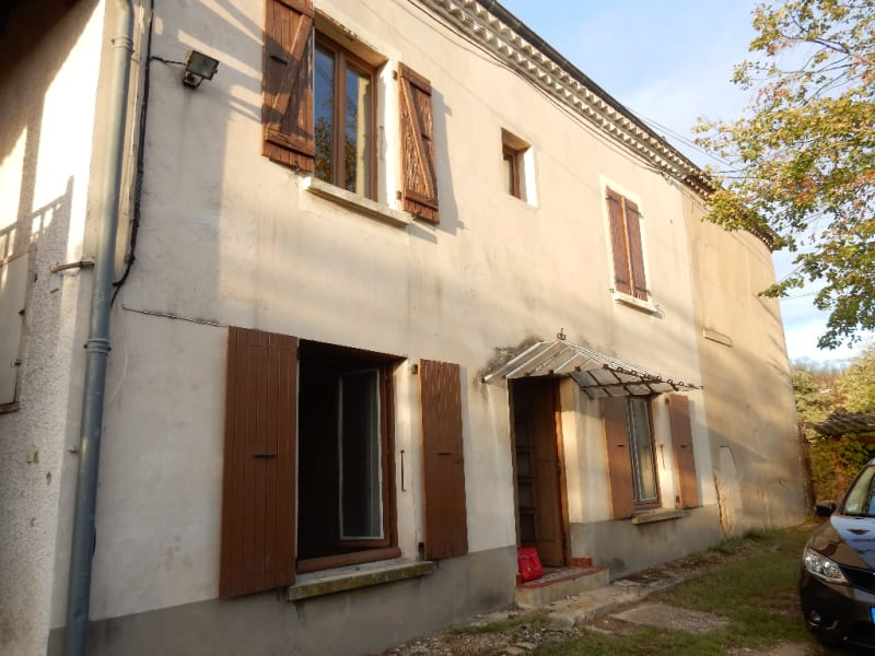 Sale house / villa Saint maurice l exil 210000€ - Picture 7