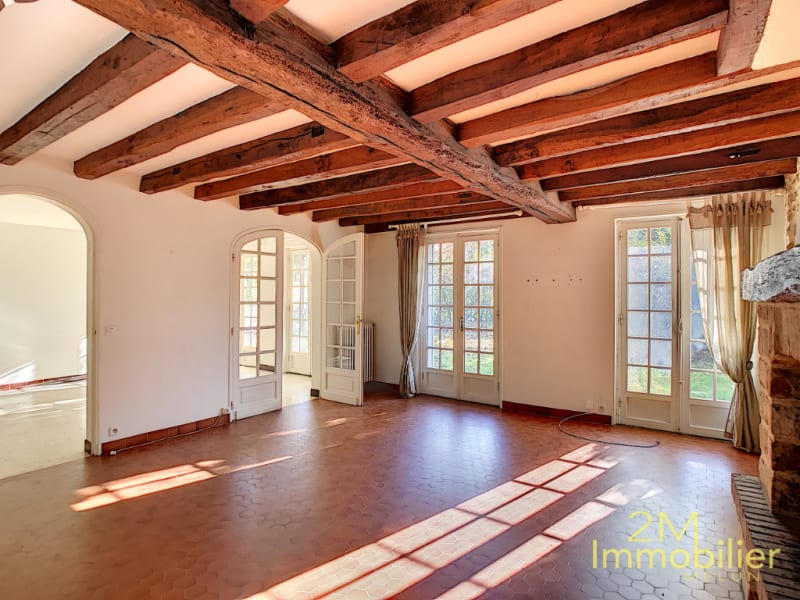 Location maison / villa Saint martin en biere 1 500€ +CH - Photo 2