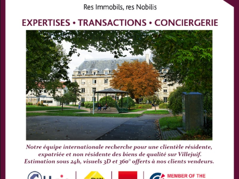 Verkauf haus Villejuif 1190000€ - Fotografie 1