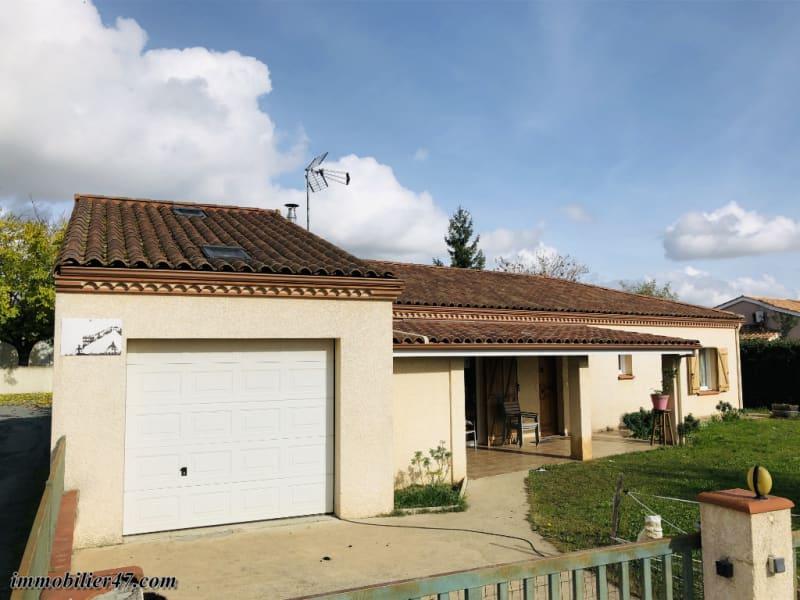 Sale house / villa Saint etienne de fougeres 159900€ - Picture 1
