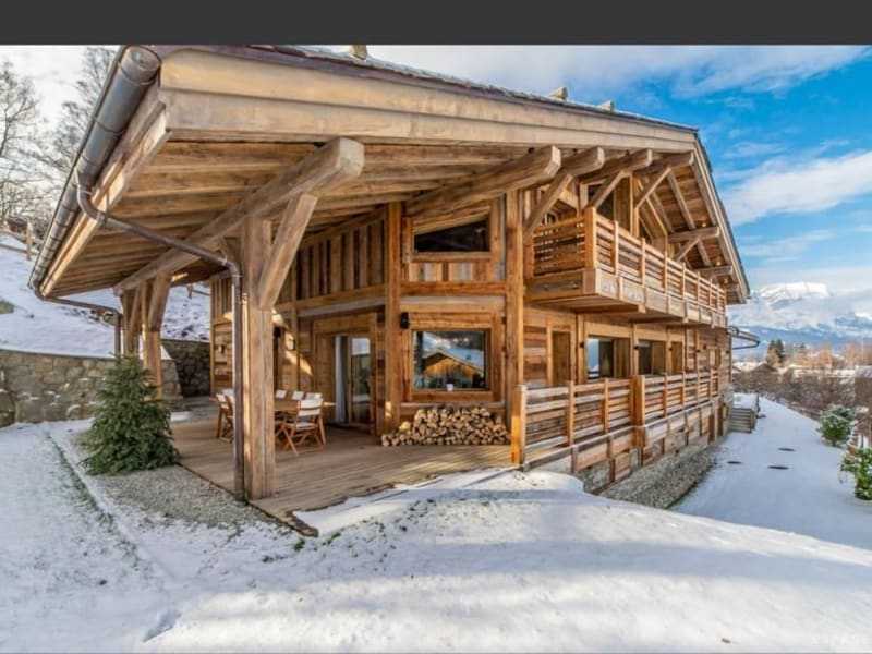 Venta  casa Combloux 3500000€ - Fotografía 3