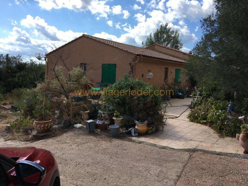 Verkauf auf rentenbasis haus Sainte-anastasie-sur-issole 42500€ - Fotografie 7