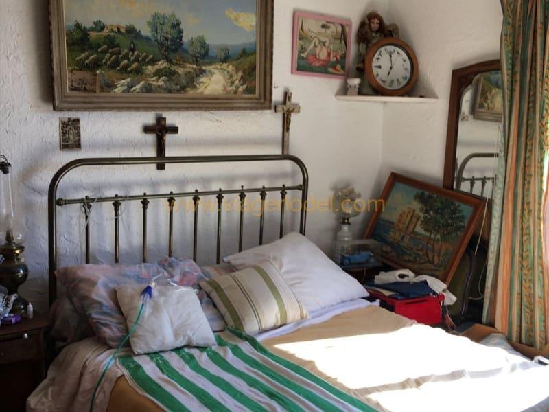 Verkauf auf rentenbasis haus Sainte-anastasie-sur-issole 42500€ - Fotografie 5