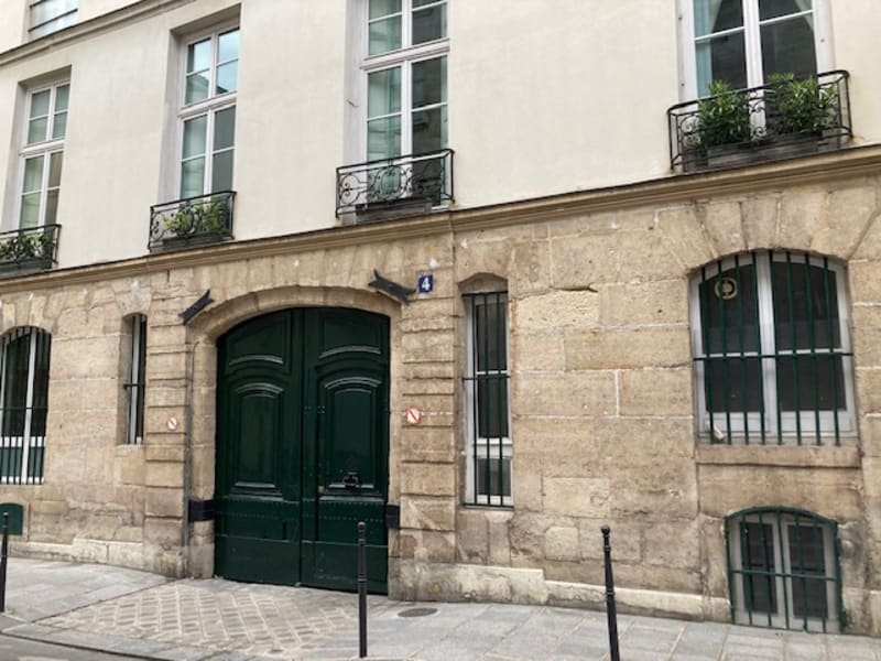 Vente local commercial Paris 3ème 395200€ - Photo 2