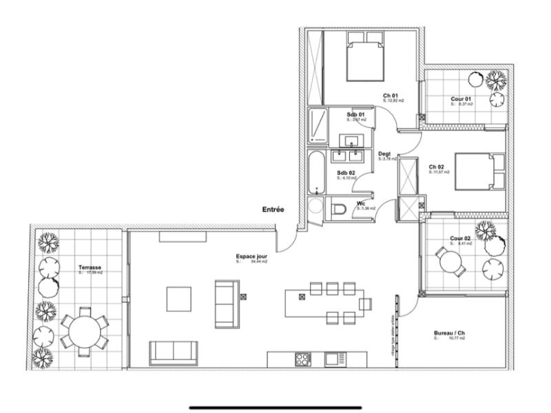 Sale apartment Toulouse 335000€ - Picture 1