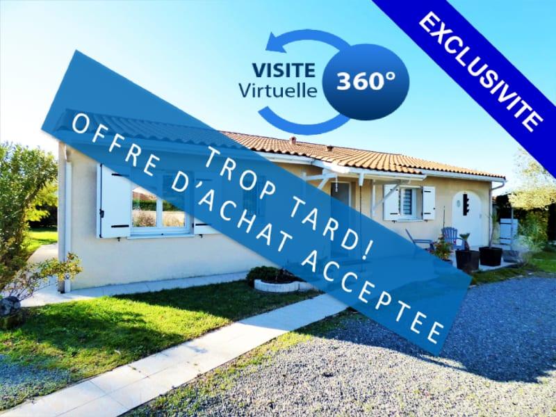 Vente maison / villa Saint loubes 330000€ - Photo 1