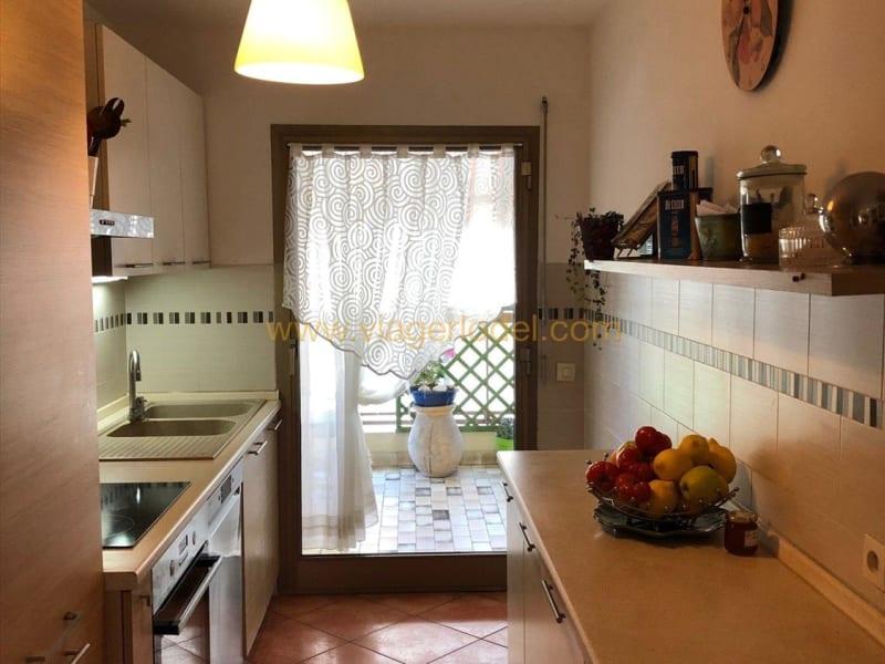 Verkauf auf rentenbasis wohnung Menton 212500€ - Fotografie 6