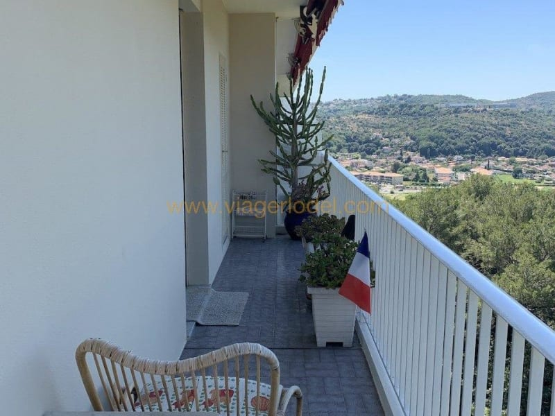 Life annuity apartment Cagnes-sur-mer 289900€ - Picture 4
