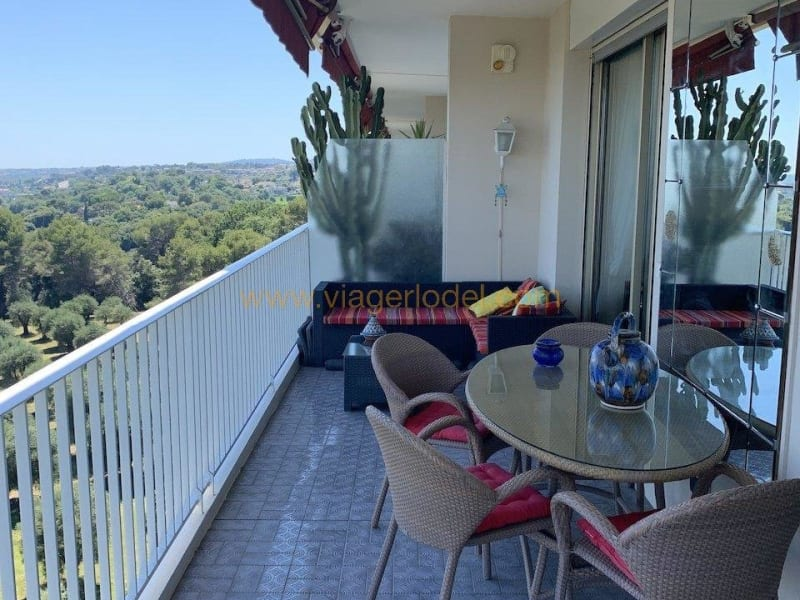 Life annuity apartment Cagnes-sur-mer 289900€ - Picture 3